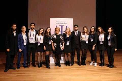 Yeditepe Üniversitesi Psikoloji Kulübü Ekibi