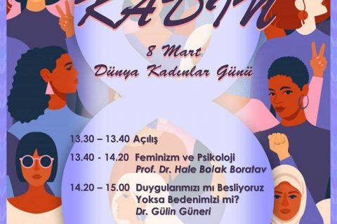 KADIN | 8 Mart Dünya Kadınlar Günü