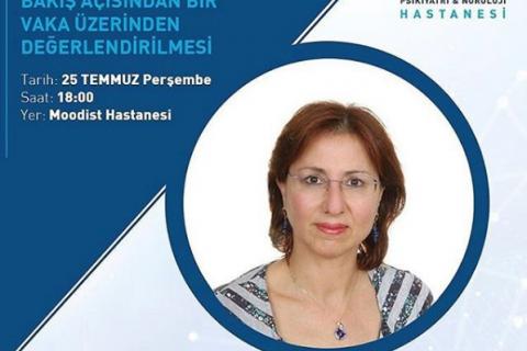 Prof. Dr. Hanna Nita Scherler Bütünlük Kavramının Gestalt Bakış Açısından bir Vaka Üzerinden Değerlendirilmesi
